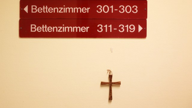 Kirchlich geführtes Krankenhaus