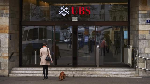 Banken und Finanzindustrie Milliardenstrafe für die UBS