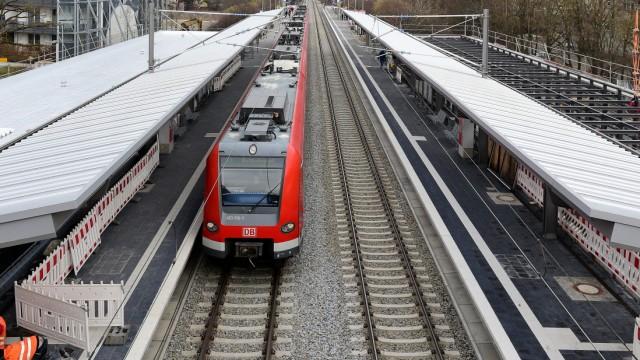 Unterschleißheim Bahn-Ärger