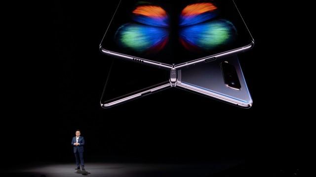 Samsung Galaxy Unpacked 2019