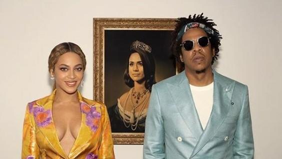 Beyoncé und Jay Z adeln Meghan