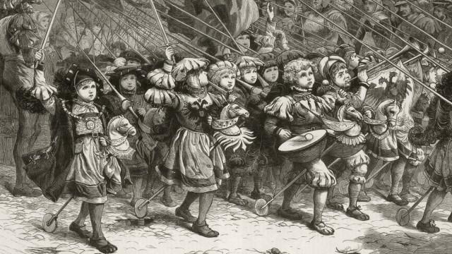 Children's Regiment