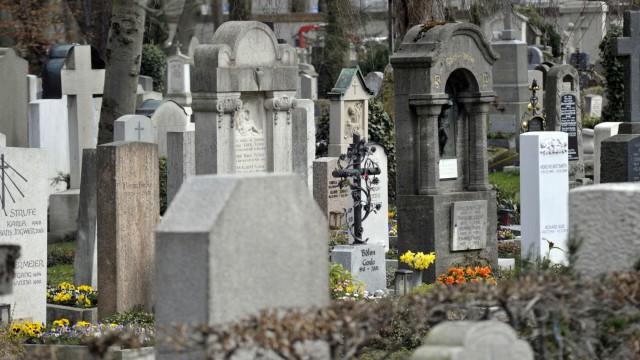 Ostfriedhof in München, 2012