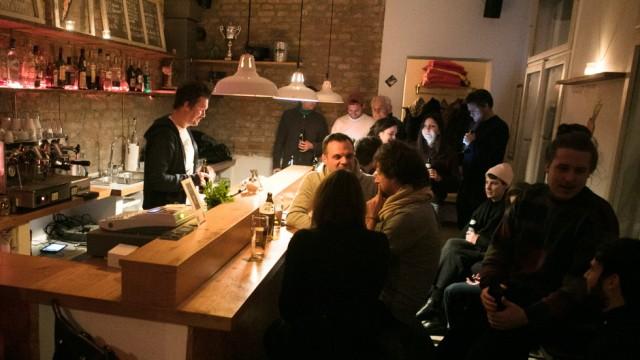 Bar Karotte, Goethestraße 36