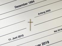 Prozess gegen einen katholischen Pfarrer