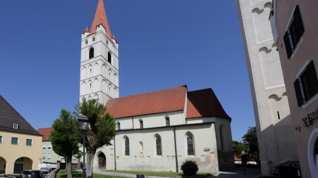 Johanniskirche in Moosburg, 2017