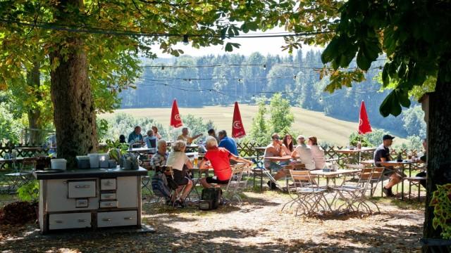 Ebersberg Gäste und Übernachtungen