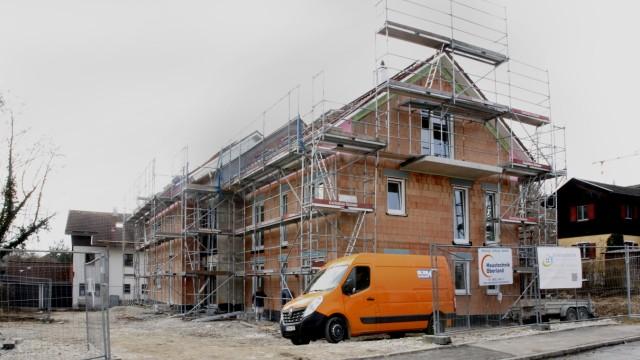 Mehrfamilienhaus für Gemeindebedienstete
