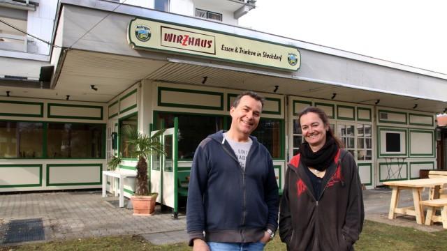 Neues Wirzhaus in Stockdorf