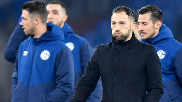 Bundesliga Krise bei Gelsenkirchen