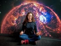 Suzanna Randall will Astronautin werden