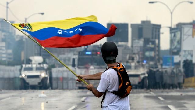 Politik Venezuela Staatskrise in Venezuela