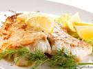 Rezept Kabeljau in Senfsauce Fisch Mangold Spinat