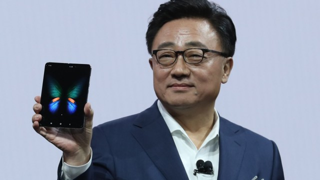 Samsung Hosts Annual Galaxy Unpacked Event Unveiling New Devices Including S10 Smartphone