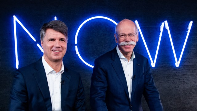 BMW und Daimler starten neues Mobilitätsunternehmen