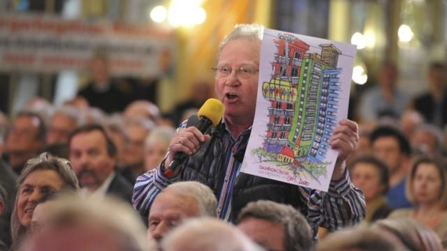 Politik in München Stadtentwicklung