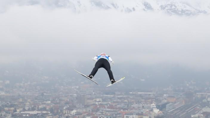 FIS Nordic World Ski Championships - Ski Jumping Training