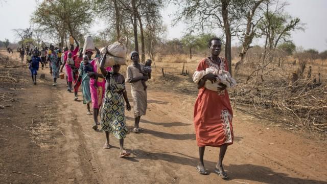 Südsudan Hungersnot in Südsudan
