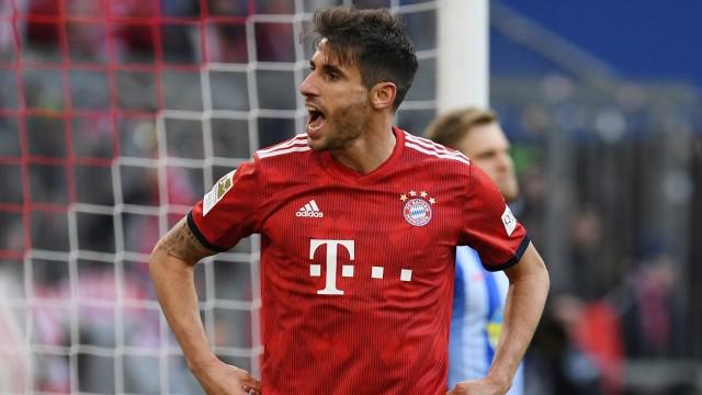 Bundesliga - Bayern Munich v Hertha BSC