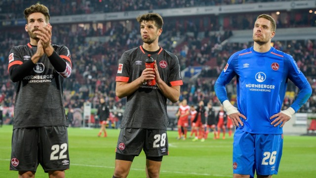 Fortuna Duesseldorf v 1. FC Nuernberg - Bundesliga