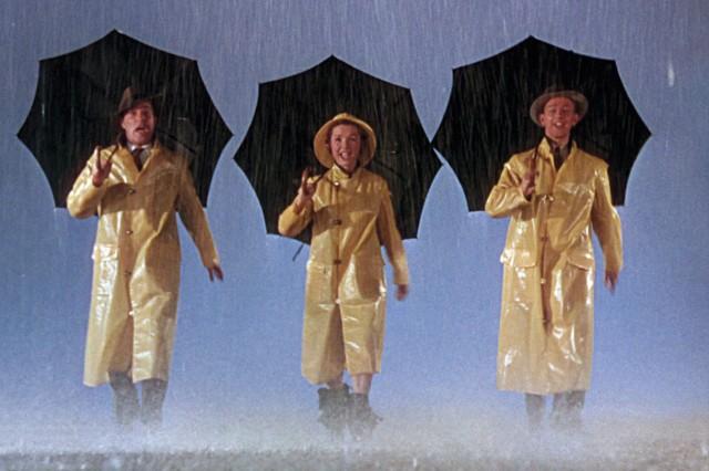 MGM DR CHANTONS SOUS LA PLUIE SINGIN IN THE RAIN de Stanley Donen et Gene Kelly 1952 USA avec G