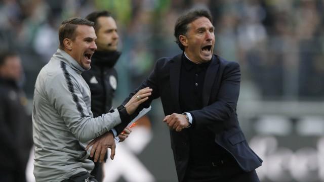 Mönchengladbach Deutschland 1 Fussball Bundesliga Saison 2018 2019 Borussia Mönchengladbach