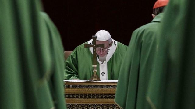 Süddeutsche Zeitung Politik Kinderschutzkonferenz im Vatikan