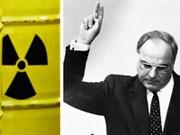 Kohl, Atommüll, AP, dpa
