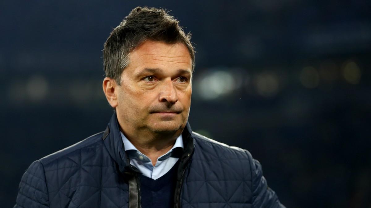 Ex-Bundesliga-Manager: Heidel erleidet Schlaganfall