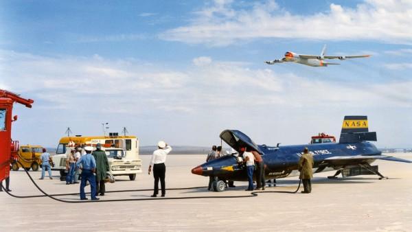 Rocket Red Glare, 6 X-15 Rocket Plane