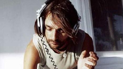 Elektronische Musik DJ Ricardo Villalobos