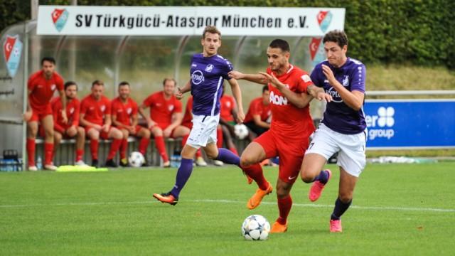Fußball SV Türkgücü-Ataspor München