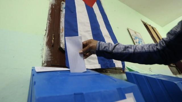 Kuba Verfassung Referendum