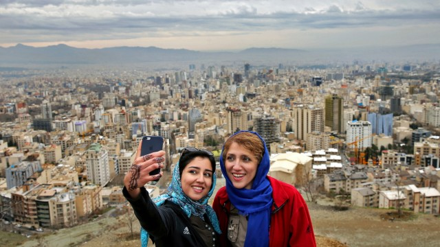 Politik Iran Soziale Medien in Iran