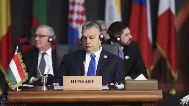 EU-Arabische Liga-Gipfel in Ägypten