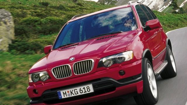 Geländewagen BMW X5