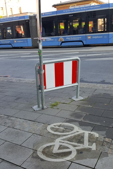 Pasing Fahrradverkehr