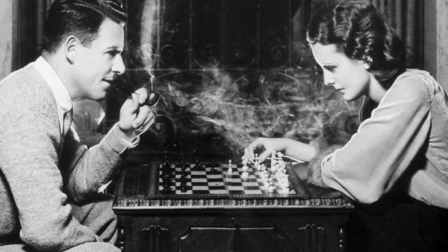 Mary Astor et son mari