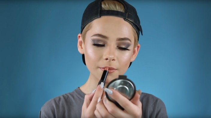 FULL FACE USING ONLY DRUGSTORE MAKEUP! YouTube Video Channel: Jake Warden
