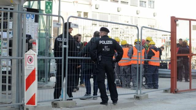 Wirtschaft in München Schwarzarbeit