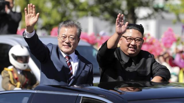 Politik Nordkorea Koreanische Halbinsel