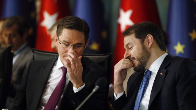 Hochrangiger Wirtschaftsdialog der EU mit der Türkei