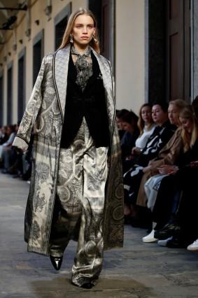 Etro show at Milan Fashion Week