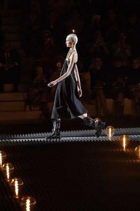 21 02 2019 Milan Italy Prada show at Milan Fashion Week for Autumn winter 2019 PUBLICATIONxIN