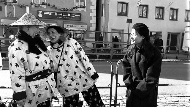 Chinesen-Fasching in Dietfurt