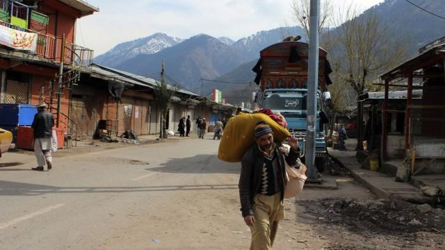 Politik Pakistan Kaschmir-Konflikt