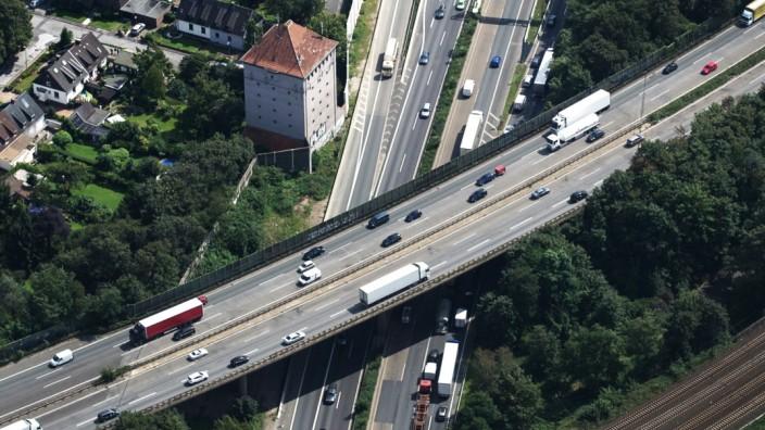 Absage für Autobahn-Testfeld in NRW