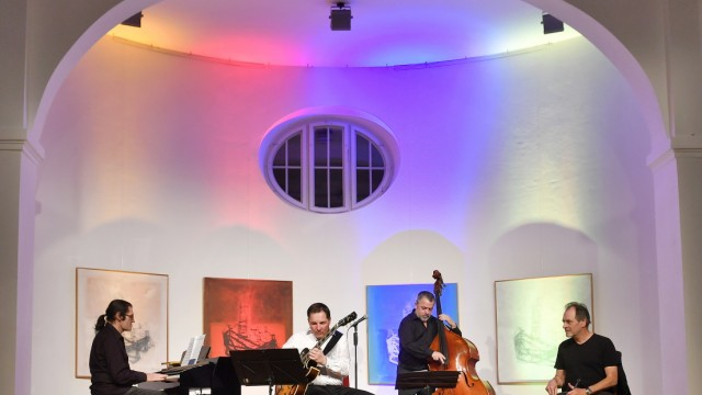 Seeshaupt Alte Post, Joschi Schneeberger Quartett