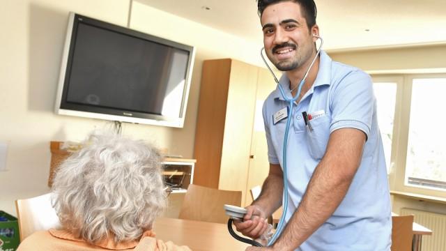 Feldafing Benedictus Krankenhaus, REHA Klinik, Nasir Yarzadeh