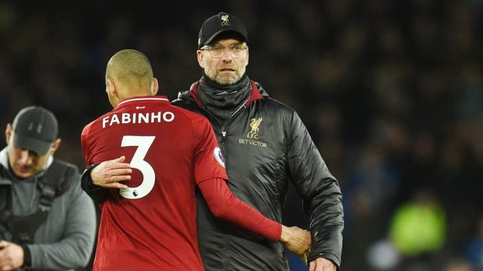 Internationaler Fussball Liverpool Und Klopp Bussen